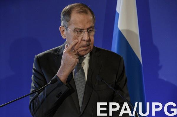 """Лавров считает, что Порошенко до выборов казался """"адекватным"""""""