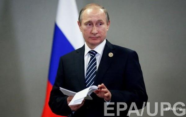 Владимир Путин подписал новый указ о предоставлении гражданства украинцам