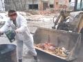 В России уничтожили 50 кг колбасы и сыра из Украины