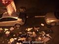 В Киеве пьяный мужчина с ножом бегал за своими детьми - очевидцы