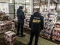 В Ровно изъяли 24 тысячи бутылок фальсификата