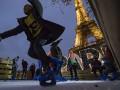 В Париже обнаружили снаряд времен Второй мировой войны