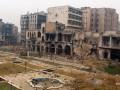 В Сирии начали восстанавливать элитный район Алеппо