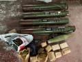 На Донбассе в схроне нашли четыре гранатомета