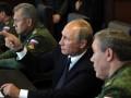 Путин разрешил воевать за рубежом иностранцам-контрактникам