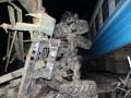 Под Бояркой произошло столкновение электрички с грузовиком