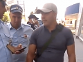 В Севастополе жестоко избили мужчину и завели против него дело за украинскую символику
