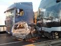 Масштабное ДТП под Уманью: столкнулись 11 авто, есть пострадавшие