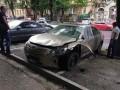 В центре Одессы взорвали автомобиль бывшего депутата