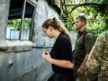 Эксперты НАТО посетили зону ООС
