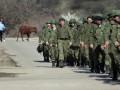 Россия увеличивает количество военных на админгранице с Крымом