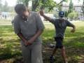 В Киеве неизвестные избили организаторов гей-парада