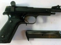В пригороде Киева у грузина нашли арсенал оружия