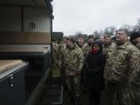В День ВСУ Украине передали 40 автомобилей Hummer