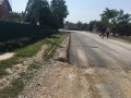 Возле Тернополя частная фирма бесплатно положила дорогу к селу генерала СБУ