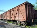 Кабмин запретил ввозить в Украину вагоны из России