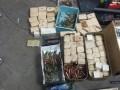 На киевском заводе нашли крупный арсенал оружия