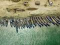 В сети показали Бангладеш с высоты птичьего полета