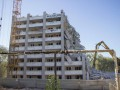 В Днепре демонтируют 14-этажный дом