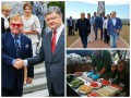 Неделя в фото: Берлускони в Крыму, Элтон Джон в Киеве и суши в АТО