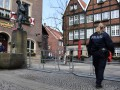 В Германии из-за бомбы эвакуировали 26 тысяч человек