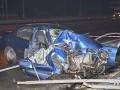 Крупное ДТП в Киеве: водителя вырезали из автомобиля
