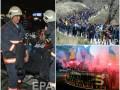 День в фото: марш славы сечевых стрельцов, теракт в Анкаре и шествие мигрантов