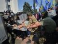 Планы террористов под Радой были куда масштабнее - Порошенко