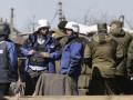ОБСЕ проверит отвод вооружения на Донбассе в течение двух дней