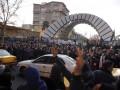 В Иране продолжаются антиправительственные митинги