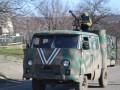 Около Трехизбенки силы АТО отбили атаку ДРГ боевиков