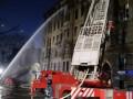 Пожар в Одессе: на месте продолжают работать спасатели