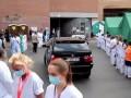 """Бельгийские медики устроили """"коридор позора"""" премьер-министру"""