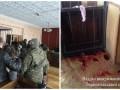 Правый сектор залил кровью тернопольский суд, есть пострадавшие