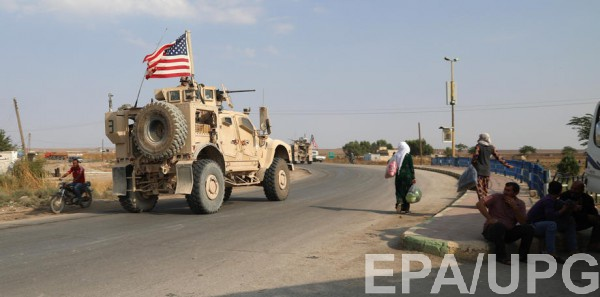 Американцы покидают Сирию