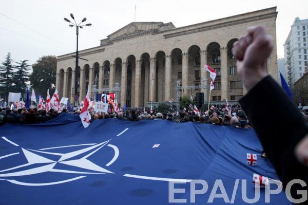 Главный противник присвоения Грузии статуса МАР - Франция