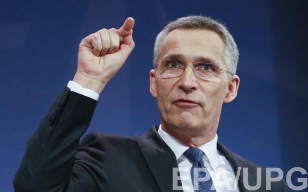 Генеральный секретарь НАТО Йенс Столтенберг рассказал об отравлении экс-шпиона