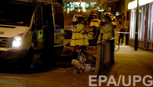 Полиция подтвердила участие в теракте террориста-смертника