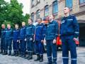 В Украине почтили память погибших под Львовом спасателей