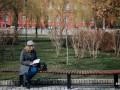 В Киеве снова зафиксирован температурный рекорд