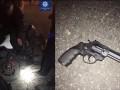 В Киеве мотоциклист стрелял в прохожих