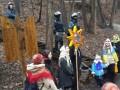 День в фото: вертеп у Януковича и метели в США