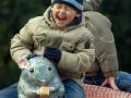 В Киеве открылась уникальная детская арт-площадка