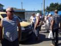 Под Одессой перекрыли дорогу из-за подорожания проезда