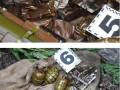 СБУ обнаружила на Закарпатье тайник с боеприпасами