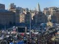 Парламент приравнял к ветеранам войны пострадавших во время Евромайдана