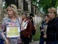 На протестах в Киеве журналисты заметили