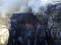 Новосад прокомментировала пожар в одесском колледже