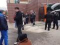В Одессе на стройке произошла массовая драка