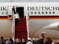 В США поломался самолет правительства Германии